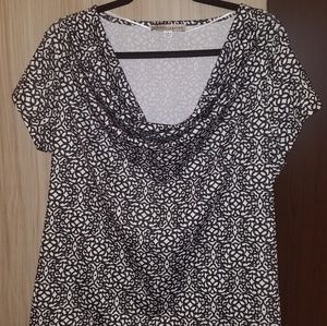 LARRY LEVINE blouse